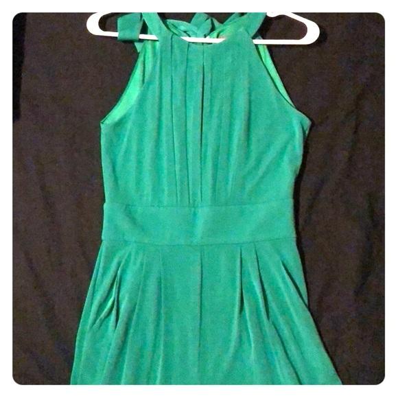 267066ccd9 Emerald Green Vince Camuto Jumpsuit. M 5a95f6af61ca10a9c719ccbf